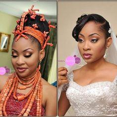 Edo Bride Nigerian Wedding :-)