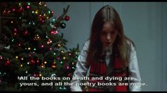 Annie Hall | books on death | Diane Keaton