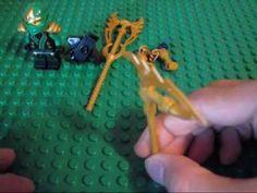 How to make Lego Ninjago Zane's falcon and weapons - YouTube Lego Ninjago, Weapons, Youtube, Weapons Guns, Guns, Weapon, Youtubers, Youtube Movies, Gun