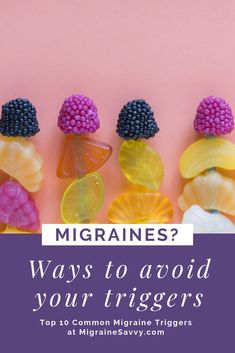 Migraine Remedies Are there easy ways to avoid your migraine triggers? Come find out Migraine Triggers, Migraine Diet, Chronic Migraines, Migraine Relief, Chronic Illness, Chronic Pain, Pain Relief, Migraine Pressure Points, Migraine Doctor