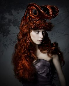 2009 Avant-Garde Hairdresser of the Year finalist, Indira Shauwecker