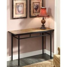 What a beautifully crafted steel and slate sofa table. This sofa table is perfect for any den, living room, nook, or patio in the home and will meet all of your needs. http://www.ebay.com/itm/161483154505?ssPageName=STRK:MESELX:IT&_trksid=p3984.m1558.l2649