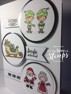 Made using For The Love of Stamps by HunkyDory Christmas Holidays, Christmas Cards, Hunkydory Crafts, Hunky Dory, Card Making Supplies, Hero Arts, Cardmaking, Stamping, Birthday Cards