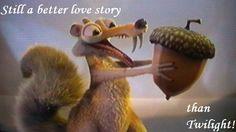 NOT a better love story