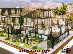 Danuta720's Oasis Glass Loft.