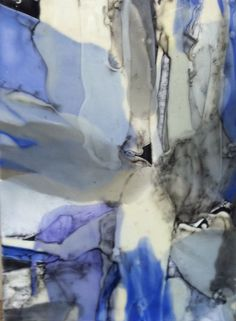 Ellen Koment Encaustic Paintings