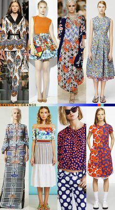 Trend + Color Report // Aaryn West Studio - Resort 2015