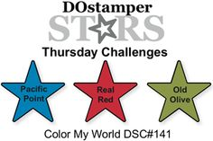 DOstamperSTARS Thursday Challenge #141: You're Sublime Friend