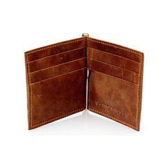 Clip Wallet in vintage bei Germanmade (Düsseldorf)