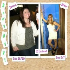 Amber's transformation!  Love it!  The 90 day challenge works!  Real people, real results!