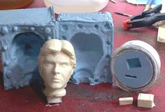Moulding and casting tutorial