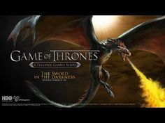 """Game of Thrones: Episode Three - """"The Sword in the Darkness"""" Trailer & Release Dates - Pissed Off Geek"""