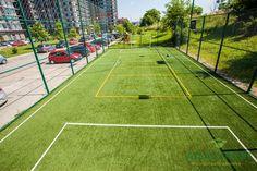 Teren multisport: volei, fotbal, tenis Multifunctional, Tennis, Gardens, Sports, Hs Sports, Outdoor Gardens, Sport, Garden, House Gardens