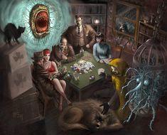 Edge Entertainment [Foro La Llamada de Cthulhu LCG] - Editorial de juegos de rol, cartas, tablero, miniaturas y novelas.