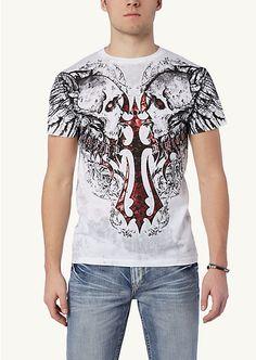 Skull & cross tshirt