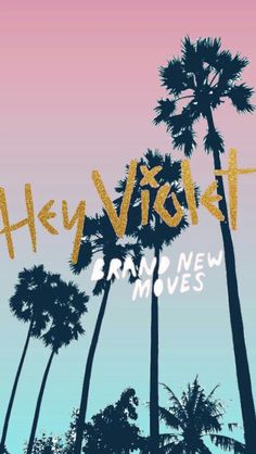 Brand New Moves - Hey Violet // made by @ThisIsMyReality