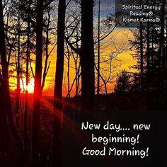 #newhope #Spiritualenergyreading® #Kismatkarma® #call07832029329 #livechat #www.kismatkarma.com Psychic Readings, New Beginnings, New Day, Karma, Good Morning, Prayers, Blessed, Spirituality, Celestial