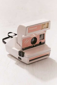 Impossible X UO Peach Polaroid 600 Cool Cam Instant Camera