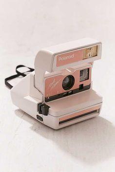Impossible X UO - Appareil photo instantané 600 Cool Cam Polaroid pêche