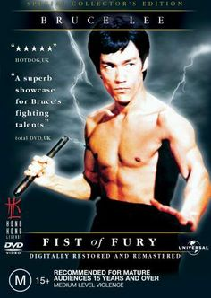 Classic Bruce Lee: Fists of Fury Return Of The Dragon, Enter The Dragon, Movie Tv, Bruce Lee Collection, Movie Collection, Bruce Lee Movies, The Big Boss, Martial Artists, Founding Fathers