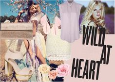 """""""Wild at Heart"""" by girlgonegreen on Polyvore"""