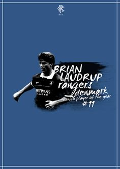 Brian Laudrup Brian Laudrup, My Passion, Ranger, Nostalgia, Sports, Movies, Movie Posters, Heroes, Legends