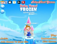 Adventure, fun and thrill wrapped together in Frozen Adventure! Explore more with Baby Hazel in a magical frozen land full of obstacles http://www.babyhazelgames.com/games/baby-hazel-frozen-adventure.html