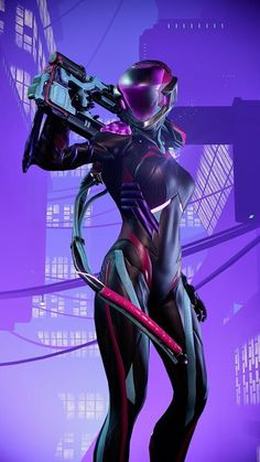Thank you Epic/fortnite love this skin everytime I see the skin I h…- Dimitris Drisis Mode Cyberpunk, Cyberpunk Girl, Cyberpunk Aesthetic, Fantasy Character Design, Character Concept, Character Inspiration, Character Art, Futuristic Armour, Futuristic Art