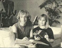 Robin and Dwina