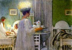 Carl Larsson in 1908,