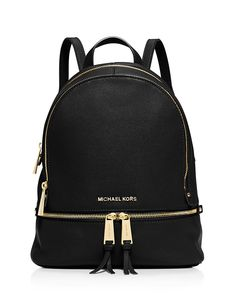 Michael Kors Medium Rhea Zip Backpack – Today's Fashion Item