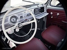 Volkswagen Beetle 1966 dashboard