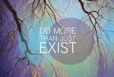 ❥ more than exist!