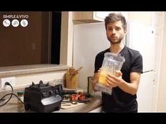 Hummus Crudivegano - YouTube