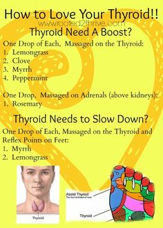 Essential Oils and Your Thyroid ❤️ #Rooted2Thrive saved from  www.rooted2thrive.com
