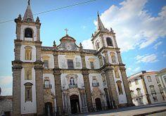 The Cathedral. Portalegre, Alentejo, Portugal. #alentejo #visitalentejo #portugal #visitportugal #cathedral #portalegre #travel