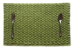 Crochet Placemat Pattern