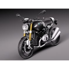 BMW R Nine T 2014 - 3D Model