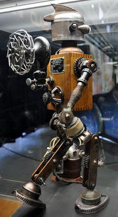 Dan Jones' Tinkerbots