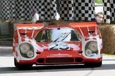 Photos, history and profile of the Team Salzburg Porsche 917K that won overall at the 1970 Le Mans 24 Hours endurance race.