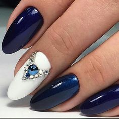 "99 Likes, 1 Comments - #IAMNAILS (@i.am_nails) on Instagram: ""Автор @burlesque_s"