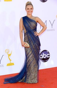 64th Annual Primetime Emmy Awards - Arrivals> Hayden Panettiere