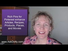 Rich Pins for Pinterest: Get your Rich Pins for your blog articles and other items you Pin to Pinterest. Wordpress, About Me Blog, Train, Articles, Internet, Tips, Projects, Log Projects, Strollers