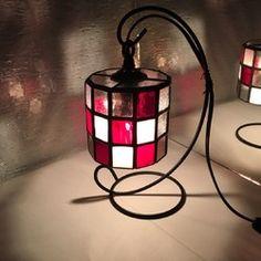 Tiffany Lamps, Lamp Shades, Art Cars, Pendant Lamp, Lamp Light, Stained Glass, Design Art, Lanterns, Glass Art