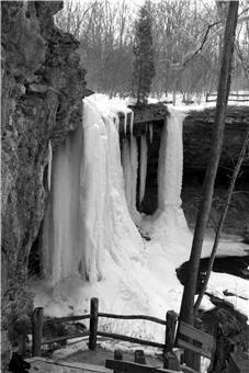 Charleston Falls, Ohio