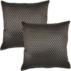 Kent Shadow 17-inch Throw Pillows