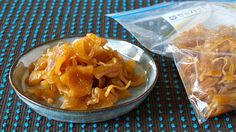 Create Eat Happy :): How to Make Harihari-Ni (Simmered Crunchy Daikon Radish) - Video Recipe