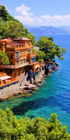 GM - short info on Portofino, Italy and one town of cinq terre Places Around The World, Oh The Places You'll Go, Great Places, Places To Travel, Beautiful Places, Places To Visit, Around The Worlds, Portofino Italy, Italy Travel