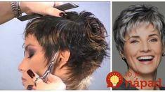 Úchvatné účesy, ktoré pristanú ženám každého veku: Ak máte radi krátky zostrih, z tohoto si určite vyberiete – top trendy na tento rok! Trendy, Cool Hairstyles, Hair Styles, Womens Fashion, Cut And Color, Hair, Hair Plait Styles, Fancy Hairstyles, Hair Makeup
