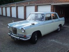 1968 Riley Farina - Lovely car and Hard to find! SOLD, Here we have a lovely Riley Farina Saloon. This is a 1968 Model in beautiful two-tone Blue/Whit Classic Cars British, British Car, 4x4 Wheels, Austin Cars, Banana Plants, Commercial Vehicle, Car Car, Old Cars, Buses